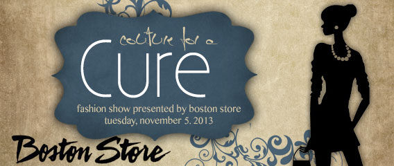 Couture For A Cure 2013